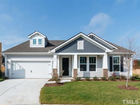 New Listing on New Build in Durham!