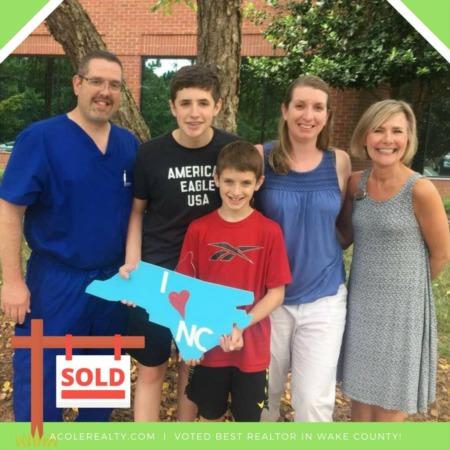Congrats to the Jones' Family!