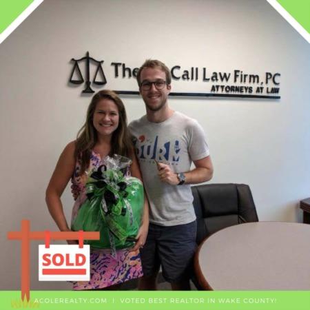 Congratulations, Katie and David!