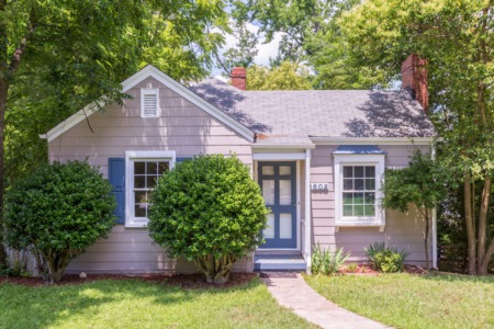 Price Reduction on Adorable Home in Cameron Village!