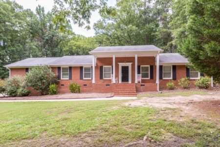Price Reduction!  Ranch Home on 4.79 Acres!
