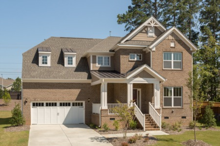 New Listing!  Waterstone Floor Plan in Cary!