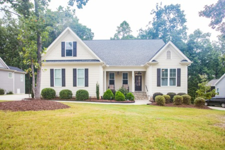 New Listing in Turner Farms Neighborhood of Garner!