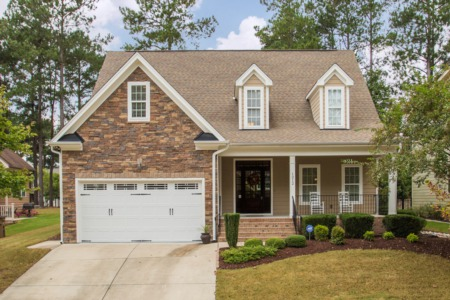 New Listing in Heritage of Wake Forest!