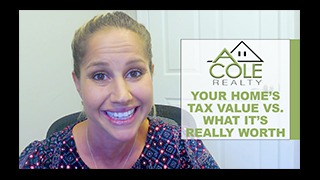The Difference Between Your Home's Tax Value and What It's Really Worth