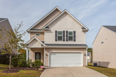 New Listing and Open House this Sunday from 1:00 to 4:00 pm in Raleigh!