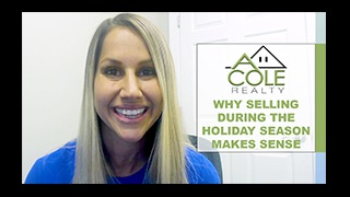 A Few Reasons Why You Should Consider Selling During the Holiday Season