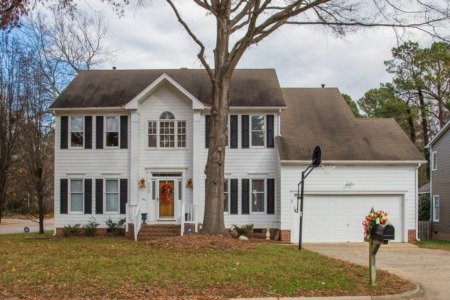 New Listing in Durant Trails of Raleigh!