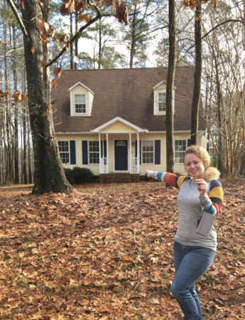 Congratulations, Allyssa Pearson, on the Purchase of your new Home!
