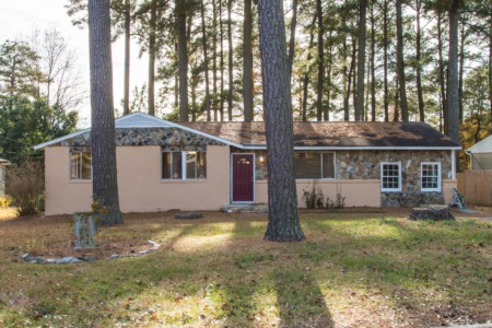 Price Reduction on Completely Remodeled Ranch in Raleigh!