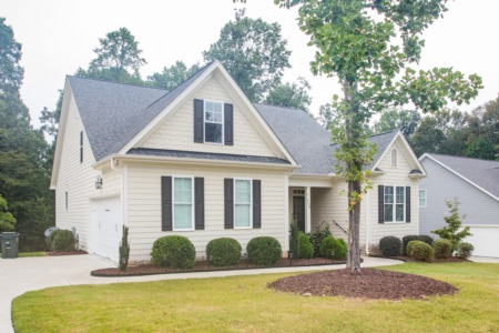 New Listing!  Home in Garner with Whole Home Generator!