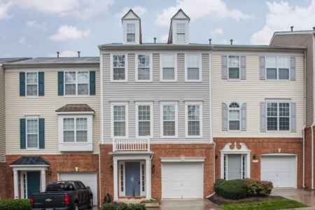 New Listing!  Multi-Level Townhome in Raleigh!