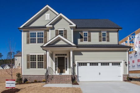 New Listing and Open House - New Build in Apex!