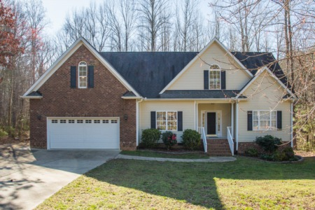 New Listing in Wake Forest!