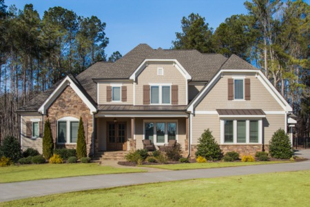 Price Reduction on Custom Home Near Falls Lake!