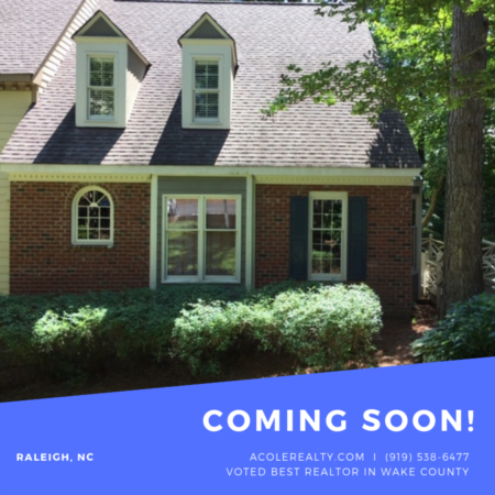 COMING SOON in Raleigh, NC!