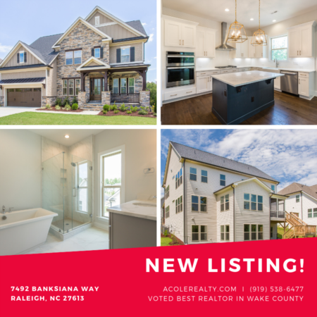 *NEW LISTING* New Construction in Pinebrook Hills!!