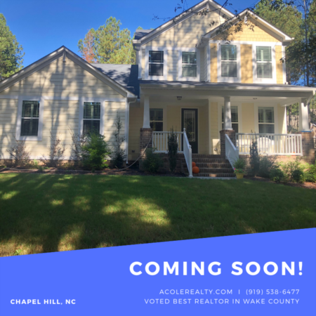 *COMING SOON* Cul-de-sac lot on over 2 1/2 acres!
