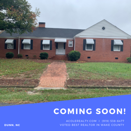 *COMING SOON* to Dunn, North Carolina!