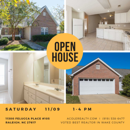 *OPEN HOUSE* 11/9 from 1-4pm! End Unit Ranch condo w/ 2 car garage.
