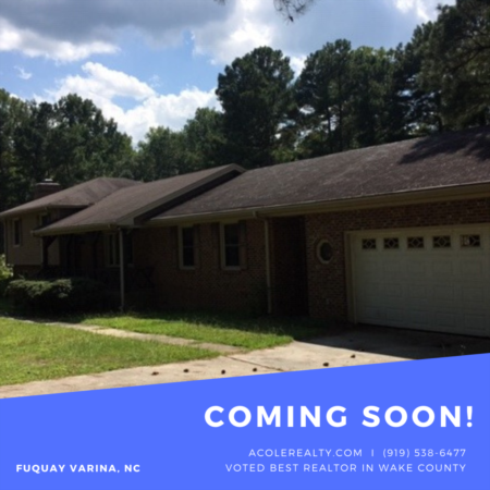 *COMING SOON* Multi level home with oversized garage!