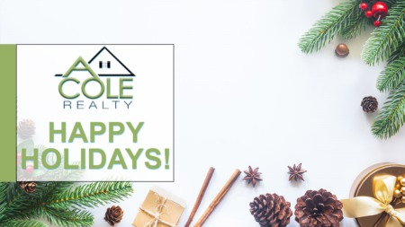 Happy Holidays! Happy Holidays from Us!