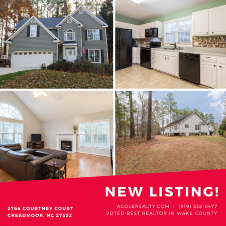 *NEW LISTING* Ranch style home with 2 car garage nestled in cul-de-sac lot.