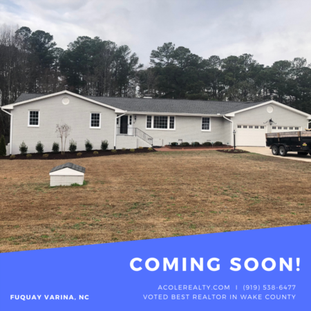 *COMING SOON* Ranch brick home w/ finished Basement!!