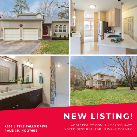 *NEW LISTING* Close to North Hills!
