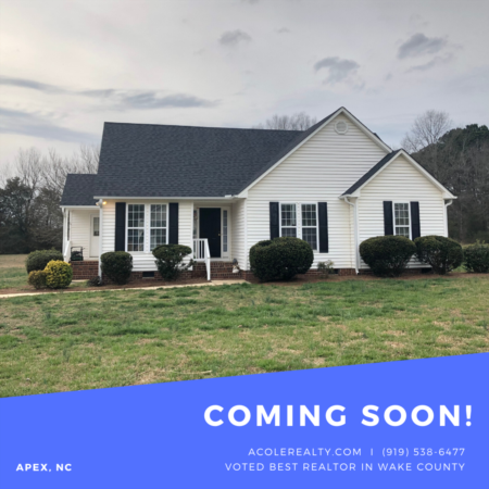 *COMING SOON* Renovated Ranch home!