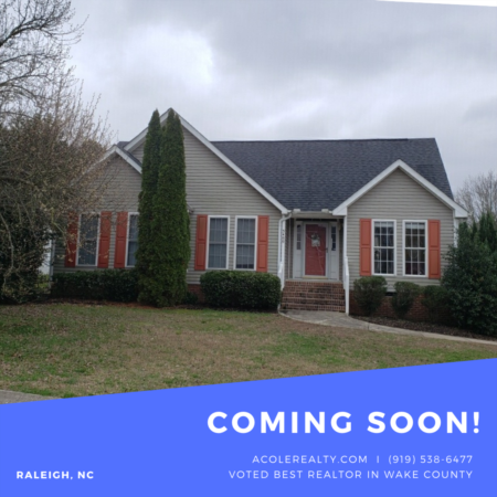 *COMING SOON* Beautiful Ranch home on open corner