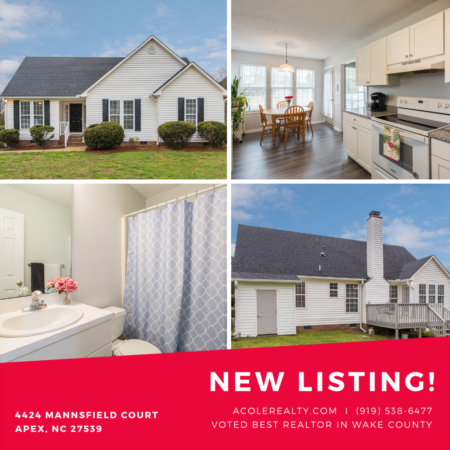 *NEW LISTING* Renovated Ranch home on large lot!