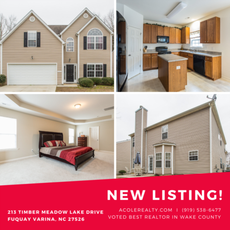 *NEW LISTING* Open floor plan! Only one owner!
