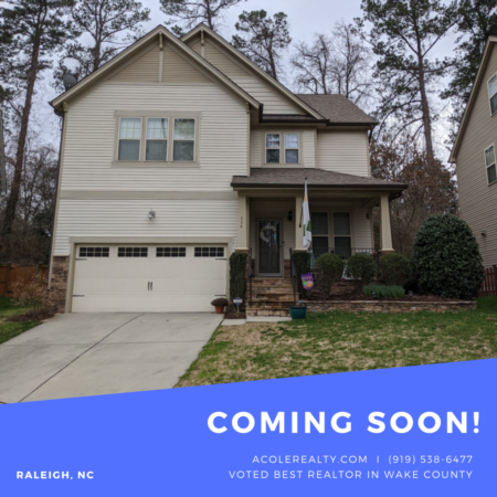 *COMING SOON* Perfect Family home on cul-de-sac lot!