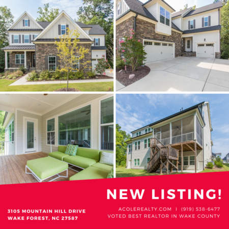 *NEW LISTING* Meticulously kept! Onsite finished hrdwds thrght!