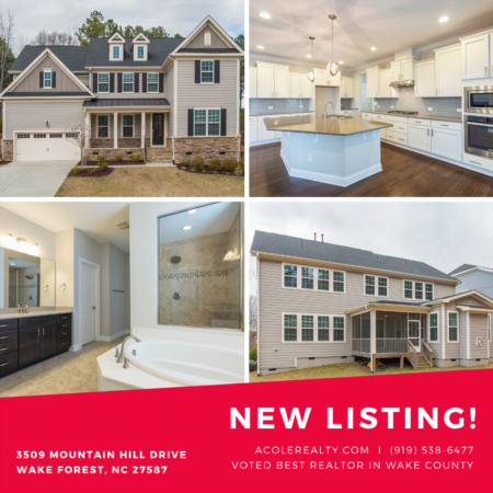 *NEW LISTING* Beautiful home located in Heritage!