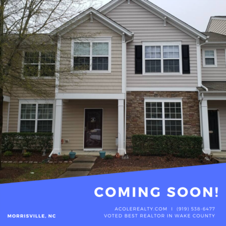 *COMING SOON* Hardwoods throughout main floor! Large Living Rm with stone fireplace!