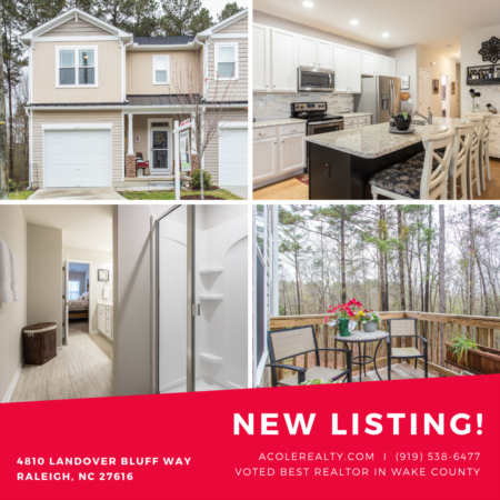 *NEW LISTING* End Unit Townhome w/ 1 car garage!