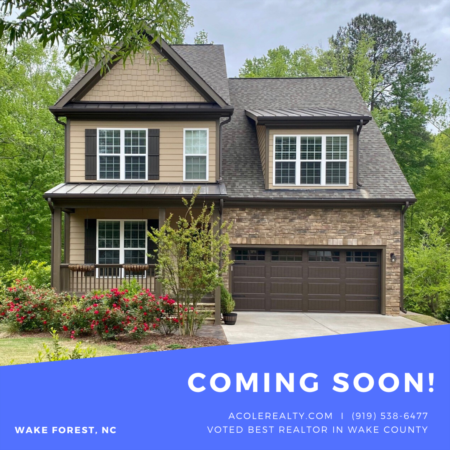 *COMING SOON* Exquisite Home w/ adjacent lot included!