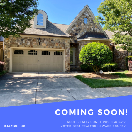 *COMING SOON* Prime Location in Glenlake South!