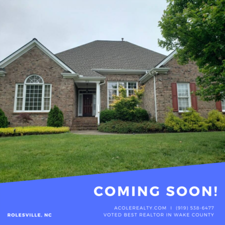 *COMING SOON* Super private corner lot w/ fully fenced wooded backyard.