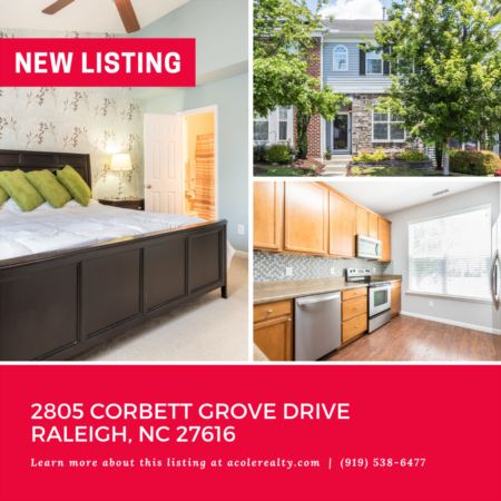 *NEW LISTING* Amazing Townhome in a great location close to 540