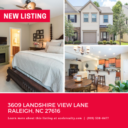 *NEW LISTING* Incredible End Unit Townhome with one car Garage!