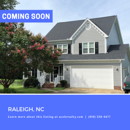 *COMING SOON* Amazing Opportunity! Brand New Interior Paint and Carpet!
