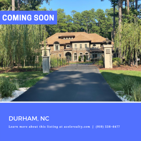 *COMING SOON* Create some perfect moments in this stunning estate home on six acres in the prestigious gated community of The Hills of Rosemont.