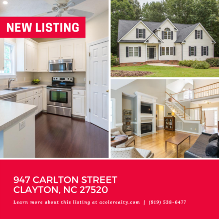 *NEW LISTING* Don't miss out on this amazing opportunity in Clayton, NC!