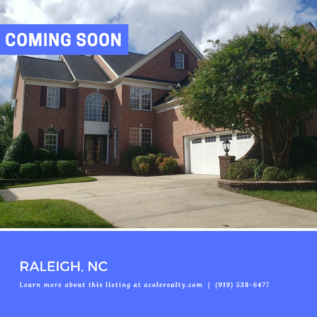 *COMING SOON* Amazing Basement Home with TONS of space!