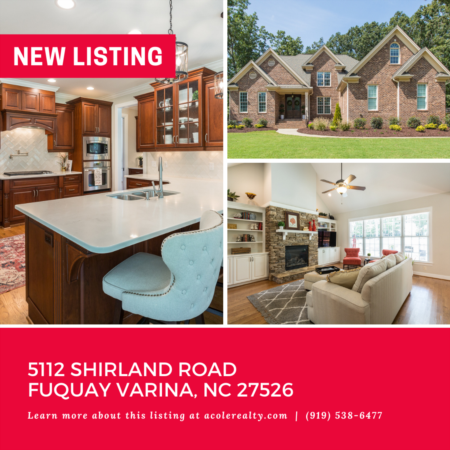 *NEW LISTING* All Brick Custom Built Home w/ TONS of Upgrades!