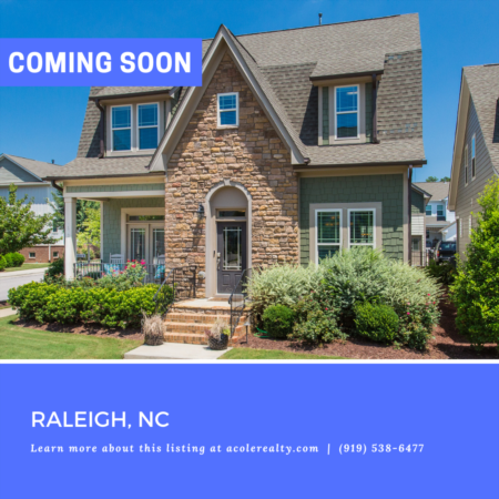 *COMING SOON* Highly Sought-after Inside Wade offers the ultimate in location, convenience, amenities, & luxury.