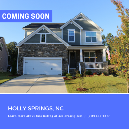 *COMING SOON* Tech Lovers Dream in Holly Springs!